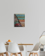 Never Forget How Much Love U Xmas Mom To Daughter 11x14 Gallery Wrapped Canvas Prints aos-canvas-pgw-11x14-lifestyle-front-05