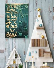 To The Ocean I Go To Lose My Mind 11x17 Poster lifestyle-holiday-poster-2
