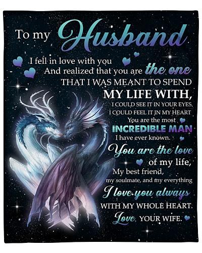 Husband Dragon I Love U Always With My Whole Heart
