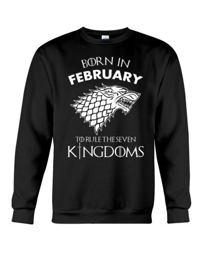 GOT Born February