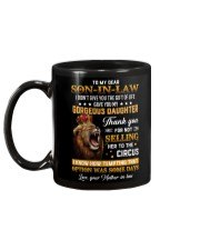 SIL Thanks 4Not Selling My Daughter To The Circus Mug back
