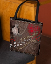 Mexican-Hairless-Dog-dog-the-road-to-my-heart All-over Tote aos-all-over-tote-lifestyle-front-02