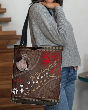 Mexican-Hairless-Dog-dog-the-road-to-my-heart All-over Tote aos-all-over-tote-lifestyle-front-09