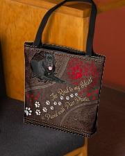 Cane-Corso-dog-the-road-to-my-heart All-over Tote aos-all-over-tote-lifestyle-front-02