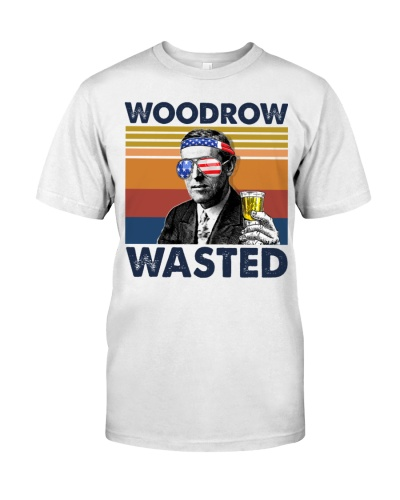Woodrow Wasted Independence Day
