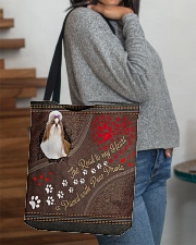 ShihTzu-dog-the-road-to-my-heart All-over Tote aos-all-over-tote-lifestyle-front-09