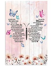 DIL Butterfly So Much More I'll Forever Love You 11x17 Poster front