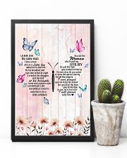 DIL Butterfly So Much More I'll Forever Love You 11x17 Poster lifestyle-poster-8