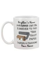 Personalized - Neighbor Like You Is Harder to find Mug back