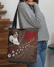 Jack-Russell-Terrier-dog-the-road-to-my-heart All-over Tote aos-all-over-tote-lifestyle-front-09