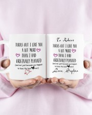 Personalized Turn Out I Like You A Lot More Mug ceramic-mug-lifestyle-30