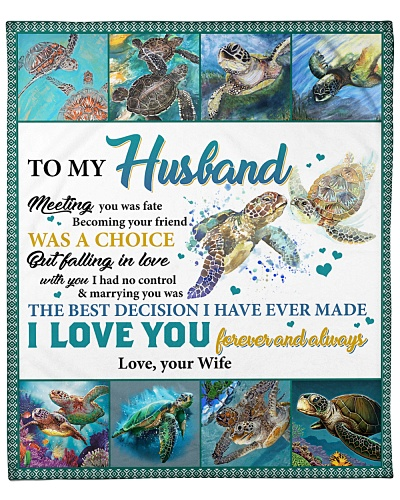 Husband Turtle Marrying You Was The Best Decision