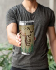 And Into The Forest I Go To Lose My Mind 20oz Tumbler aos-20oz-tumbler-lifestyle-front-15