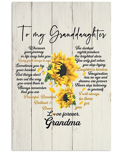Granddaughter I'll Always Be There For You