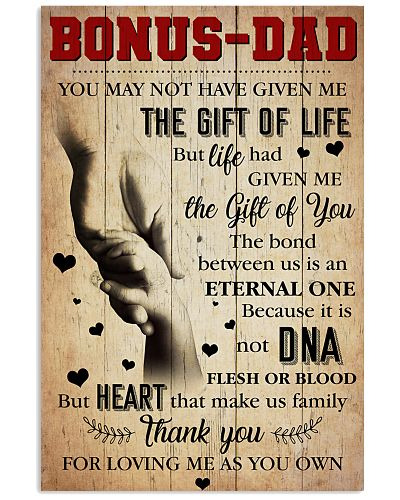 Bonus Dad - You may not have given me the gift