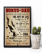 Bonus Dad - You may not have given me the gift 11x17 Poster lifestyle-poster-8