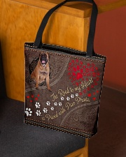 Boerboel-dog-the-road-to-my-heart All-over Tote aos-all-over-tote-lifestyle-front-02