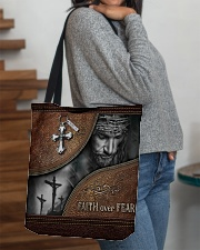 Faith Over Fear All-over Tote aos-all-over-tote-lifestyle-front-09