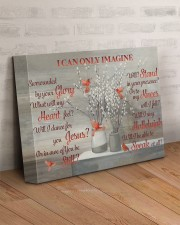 I Can Only Imagine Surrounded By Your Glory 14x11 Gallery Wrapped Canvas Prints aos-canvas-pgw-14x11-lifestyle-front-07