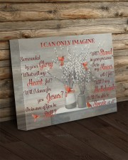 I Can Only Imagine Surrounded By Your Glory 14x11 Gallery Wrapped Canvas Prints aos-canvas-pgw-14x11-lifestyle-front-19