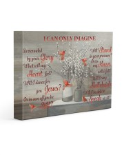 I Can Only Imagine Surrounded By Your Glory 14x11 Gallery Wrapped Canvas Prints front