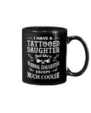 TATTOOED DAUGHTER Mug tile