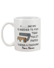 Personalized A NAME Like You Is Harder to find Mug back