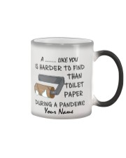 Personalized A NAME Like You Is Harder to find Color Changing Mug thumbnail
