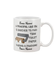 Personalized A principal Like You Harder to find Mug front