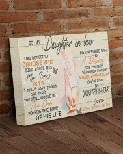 To Daughter-In-Law I Did Not Get To Choose U Honor 14x11 Gallery Wrapped Canvas Prints aos-canvas-pgw-14x11-lifestyle-front-09