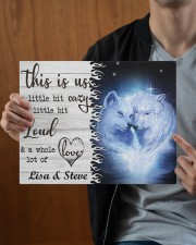 Personalized Name This Is Us A Little Bit Crazy 14x11 Gallery Wrapped Canvas Prints aos-canvas-pgw-14x11-lifestyle-front-23