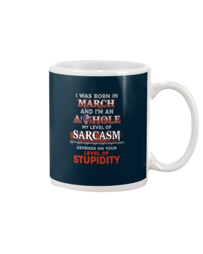 birthday sarcasm March