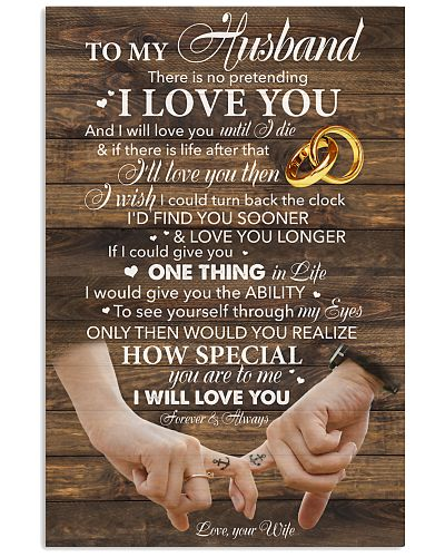 Husband How Special You Are To Me I Love You