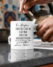 Personalized Turn Out I Like You A Lot More Mug ceramic-mug-lifestyle-60