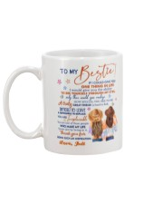 Personalized Name If I Could Give U 1thing -Bestie Mug back