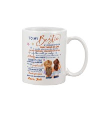 Personalized Name If I Could Give U 1thing -Bestie Mug front