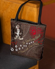 Havanese-dog-the-road-to-my-heart All-over Tote aos-all-over-tote-lifestyle-front-02