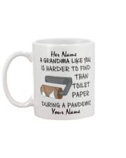 Personalized A Grandma Like You Harder to find Mug back