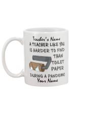 Personalized A Teacher Like You Harder to find Mug back