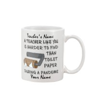 Personalized A Teacher Like You Harder to find Mug front