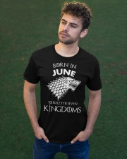 GOT Born June Classic T-Shirt apparel-classic-tshirt-lifestyle-front-43