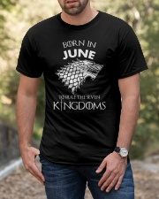 GOT Born June Classic T-Shirt apparel-classic-tshirt-lifestyle-front-53