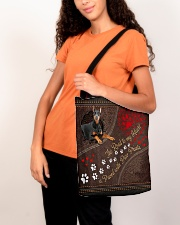 Beauceron-dog-the-road-to-my-heart All-over Tote aos-all-over-tote-lifestyle-front-07