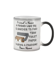 Personalized A Friend Like You Harder to find Color Changing Mug thumbnail