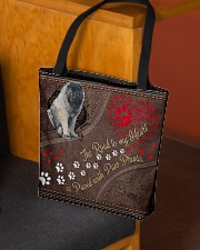 Caucasian-Shepherd-dog-the-road-to-my-heart All-over Tote aos-all-over-tote-lifestyle-front-02