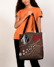 Caucasian-Shepherd-dog-the-road-to-my-heart All-over Tote aos-all-over-tote-lifestyle-front-06
