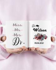 Miss Ms Mr Dr Doctorate Graduation Gift Mug ceramic-mug-lifestyle-30