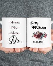 Miss Ms Mr Dr Doctorate Graduation Gift Mug ceramic-mug-lifestyle-32