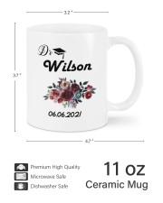 Miss Ms Mr Dr Doctorate Graduation Gift Mug ceramic-mug-lifestyle-62
