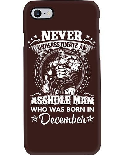 Never underestimate  who born in December